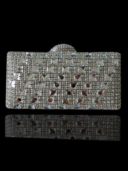 Élégant Crystal Evening/Bridal/Wedding Handbags