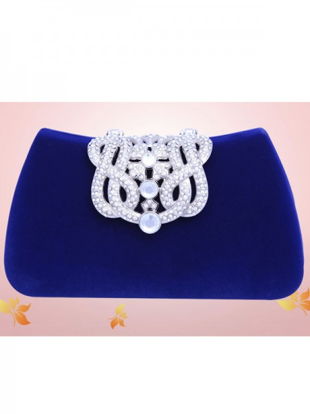 Mini Faux diamants Troupeau Party/Evening Bags