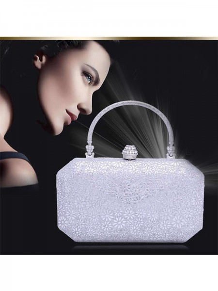Mode Faux diamants Princess Party/Evening Bags