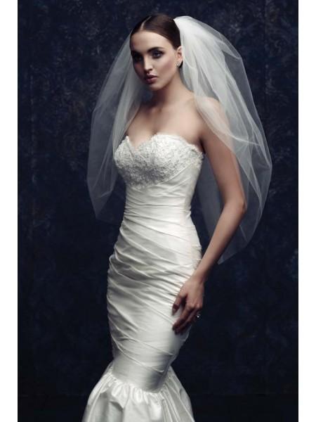 Élégant Tulle Mariage Veils