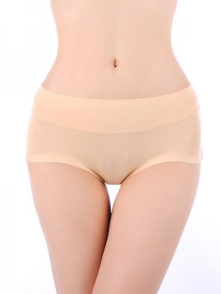Facile Modal Seamless Grande taille Panties