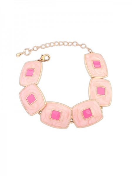 Occident Modeable Elegant Blocks Temperament Grosses soldes Bracelets