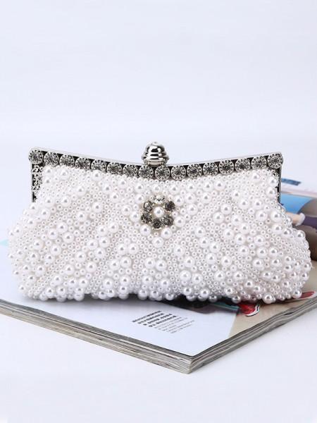 Mode Pearl Soirée Sacs à main